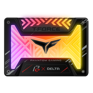 DELTA Phantom Gaming RGB SSD (5V)