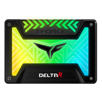 DELTA R / 炫光RGB SSD (Rainbow/USB 9pin)