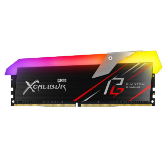 XCALIBUR Phantom Gaming RGB DDR4 台式机内存